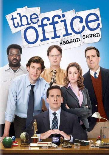 Office: Season Seven DVD